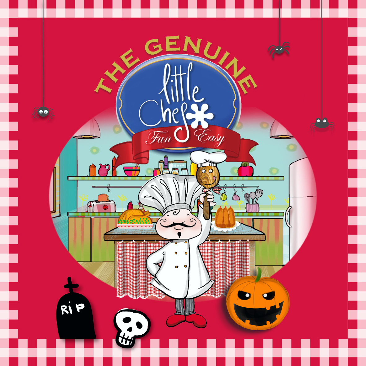 Little Chef especial Halloween